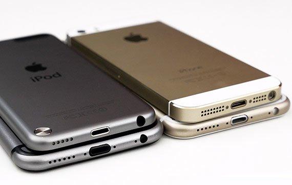 iPhone 6 vs iPhone 5s: Designs im Vergleich [Video]