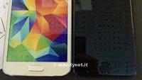 iPhone 6 Mockup vs Galaxy S5 – Design im Vergleich [Galerie]