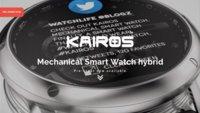 Kairos Android Wear-Smartwatch: Analog & Digital zugleich