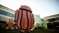 Android-Verteilung im Mai: KitKat legt weiter zu