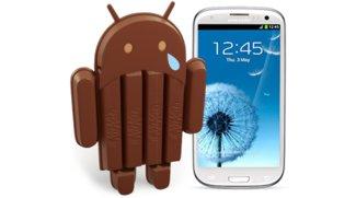 Galaxy S3 & S3 Mini: Kein KitKat Update (offiziell)