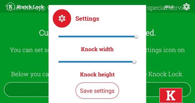 Knock Lock: Smartphone-Display per Doppel-Tap sperren