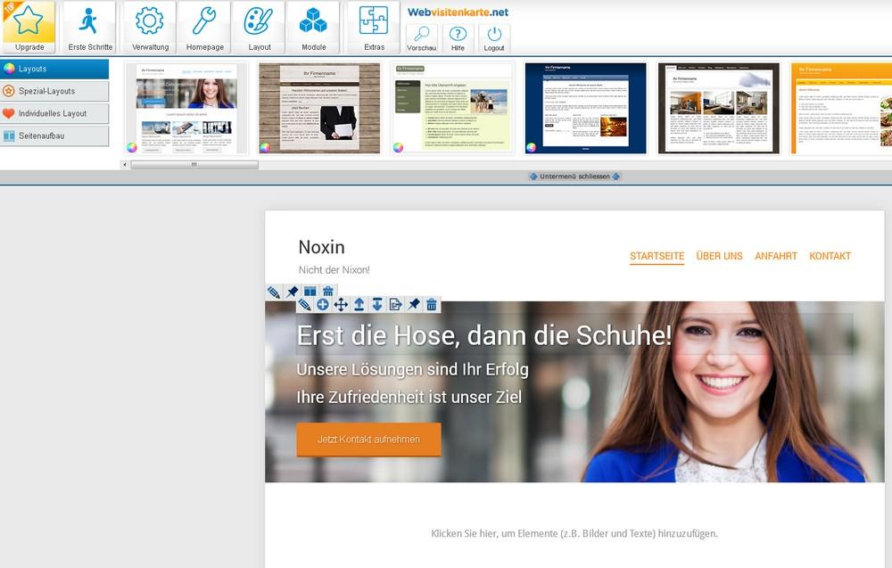 Kostenlose Homepage 5 Anbieter Im Vergleich