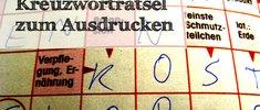 Hier bekommst Du Kreuzworträtsel zum Ausdrucken