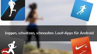 Die besten Lauf Apps für Android: Rennen, nicht laufen!