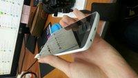 LG G3 zeigt sich in voller Pracht (Leak)