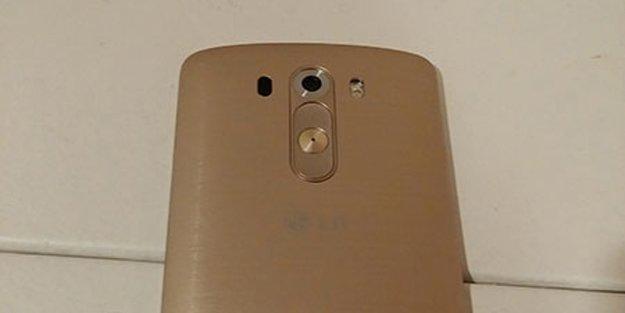LG G3: Topmodell in Gold gesichtet, weitere Details geleakt