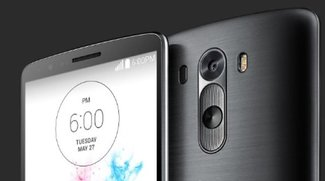 LG G3: Pressebilder der weißen und goldenen Version geleakt