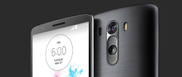 LG G3: Größenvergleich mit Samsung Galaxy S5 und HTC One (M8) – doch nicht so riesig