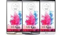 LG G3: Topmodell mit 5,5 Zoll WQHD-Display und Snapdragon 801-SoC offiziell vorgestellt [Hands-On-Video]