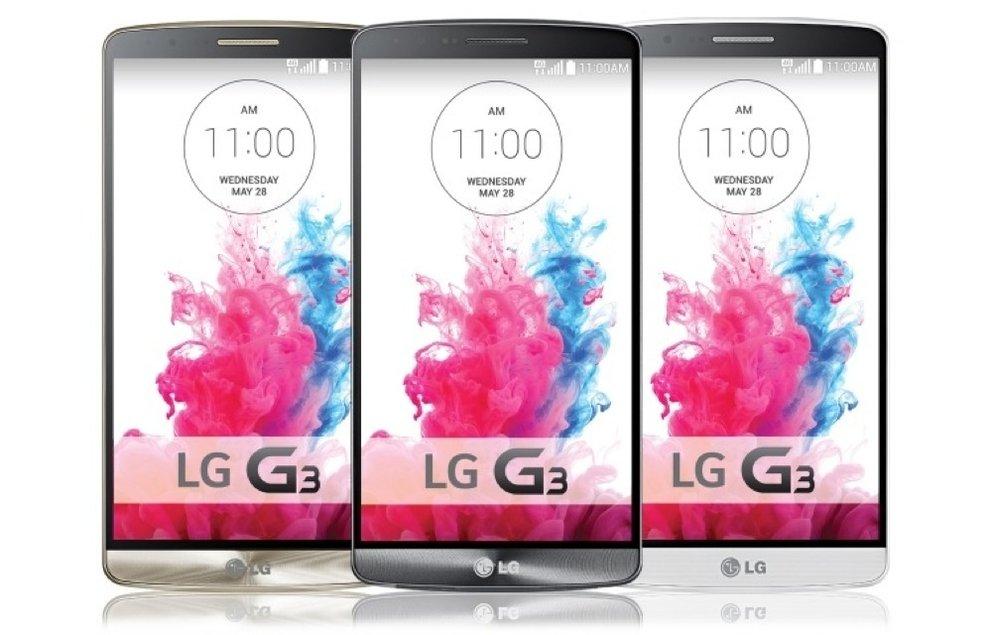 LG G3: Ab 3. Juli in Deutschland erhältlich