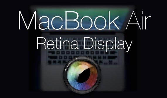 MacBook Air Retina 2014: 12-Zoll-Modell am Horizont (Überblick)