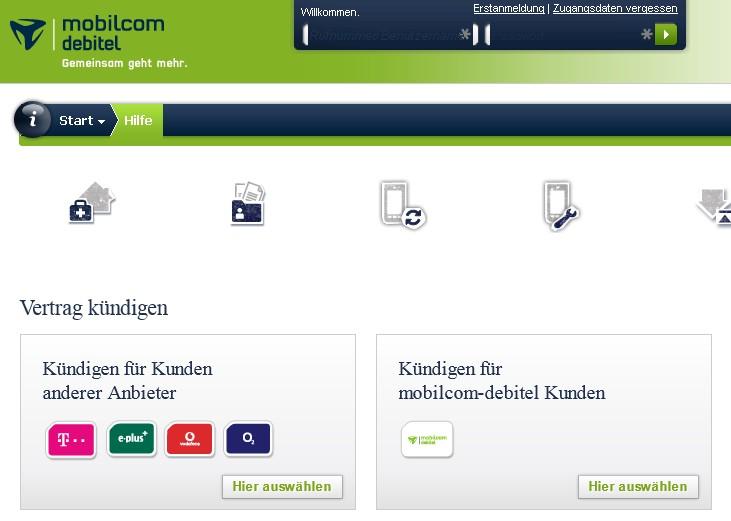 Mobilcom Debitel Kündigen So Funktionierts Giga