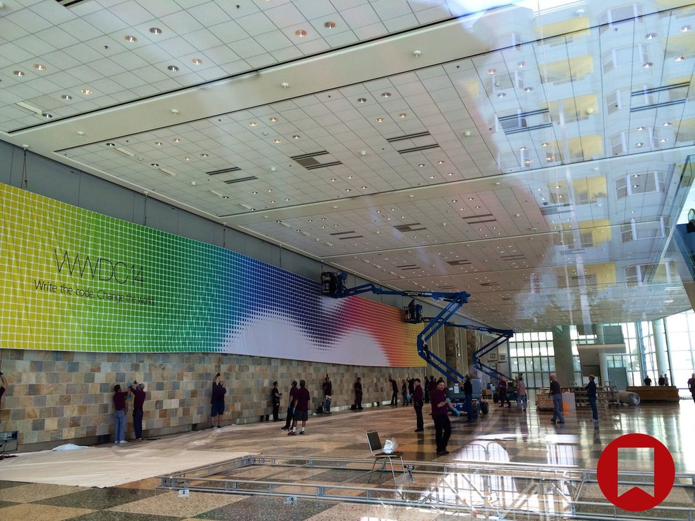 WWDC 2014 - Moscone Center West