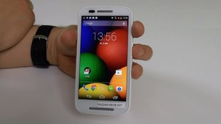 Moto E: Einsteiger-Flaggschiff im Hands-On-Video
