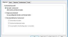 Msconfig – so verwendet ihr die Windows-Systemkonfiguration