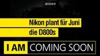 Nikon plant für Juni die D800s