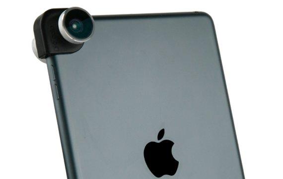 olloclip am iPad: Kamera-Aufsätze jetzt auch fürs Tablet erhältlich