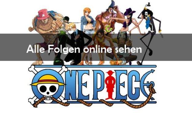 Alle Folgen One Piece