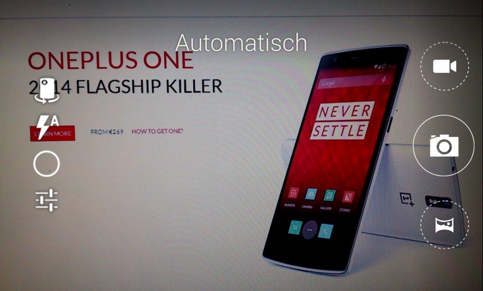 OnePlus One: System-Apps aus CyanogenMod 11S extrahiert und