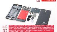 OnePlus One: Teardown zeigt Innenleben des High End-Smartphones