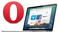 Opera 21 Browser für Mac veröffentlicht