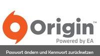 Origin Passwort ändern und vergessenes Kennwort zurücksetzen