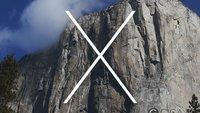 OS X 10.10: Erste Fotos sollen neue Features zeigen