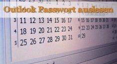 Outlook Passwort auslesen: Clevere Werkzeuge