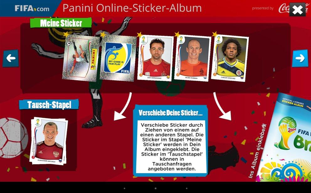 Panini Online