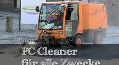 PC Cleaner - die besten Gratis-Tools