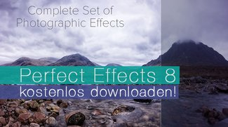 Perfect Effects 8 kostenlos downloaden!