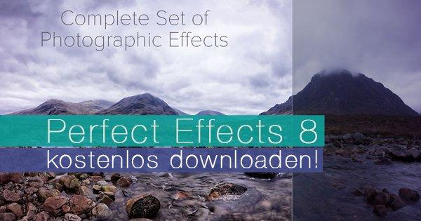 Perfect Effects 8 kostenlos downloaden!