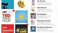 Podcasts-App: Problemgeplagte App zwischenzeitlich mit Total-Aussetzer
