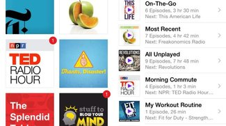 Podcasts-App: Version 2.1 bringt Siri- und CarPlay-Integration