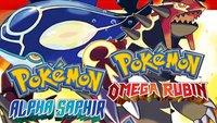 Pokémon Omega Rubin & Alpha Saphir: Demo angekündigt & neuer Trailer