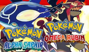 Pokémon Omega Rubin/Alpha Saphir