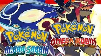 Pokémon Omega Rubin & Alpha Saphir