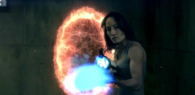 Portal 3: Cell ist sicher heilfroh, endlich entkommen zu sein... wollt ihr sie wieder in Portal 3 sehen? Wünscht es euch!
