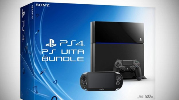 PlayStation 4: Bundle mit PS Vita vielleicht im Juni?