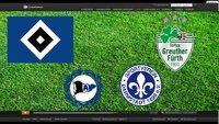 Relegationsspiele 2014 im Live-Stream und TV: Bielefeld gegen Darmstadt live sehen