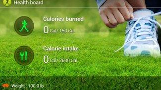 S Health: Herzschlag und Schritte messen mit dem Galaxy S4, S5 und S6