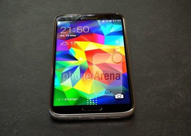 Samsung Galaxy S5 Prime: Premium-Smartphone erstmals auf Bildern gesichtet [Gerücht]