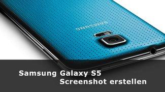 Samsung Galaxy S5 Screenshot erstellen – so geht's
