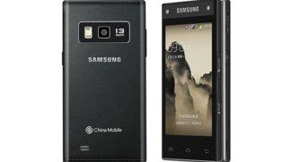 Samsung: Klappsmartphone mit High End-Spezifikationen