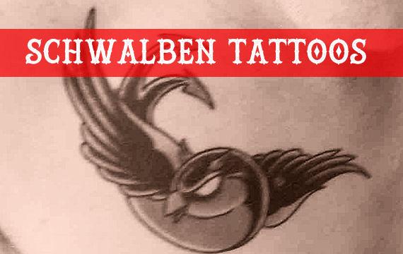 Bedeutung schwalben tattoo handgelenk Schwalben