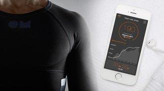 Vergiss die iWatch, hol dir das iPhone-Sensor-Shirt! (Kaules Bettmümpfeli)