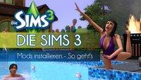Die Sims 3: Mods installieren - So geht's