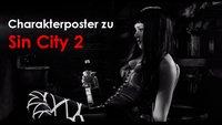 Sin City 2: Fünf stylische Poster mit Jessica Alba und Co.