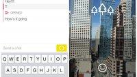 Facebook arbeitet erneut an Snapchat-Konkurrenten